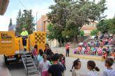 Más de 300 alumnos realizan talleres de revegetación en los parques del municipio