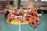 El Palmar FS gana la Final Four de copa celebrada en Mazarr�n