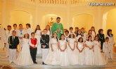 Niños de 3º de primaria del Colegio La Milagrosa celebraron una eucaristía en la Capilla del Colegio