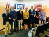 Mazarrón resulta premiado por su esfuerzo en reciclaje durante 2017