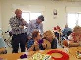 La Comunidad amplía en 10 plazas la atención residencial a personas mayores en Fuente Álamo