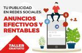 CECARM organiza un nuevo Taller de Redes Sociales gratuito en Totana
