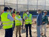 Fomento invierte 258.000 euros en la reparación de seis carreteras que discurren por Torre Pacheco