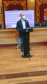 El Ayuntamiento de Molina de Segura firma convenios de subvención nominativa con las asociaciones Coral Polifónica Hims Mola, Banda Municipal de Música, Promúsica y Orquesta de Cuerda Hims Mola para la promoción de actividades musicales en 2021