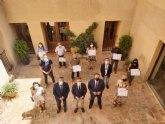 La concejala de Turismo asiste al Pleno y la Junta de Gobierno de la Mancomunidad Tur�stica de Sierra Espu�a