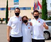 Tres halterófilos representarán por primera vez a la Selección Murciana de Halterofilia en el Campeonato de Espana absoluto 2021