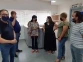 El Ayuntamiento cede el Centro Social �Juana Serrano� de El Paret�n-Cantareros a la AAVV