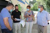 Comienzan las obras de rehabilitación del Velódromo Municipal Bernardo González