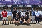 Avatel acude a la Baja Extremadura con seis coches, uno eléctrico, y fuerte presencia femenina