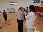 Previsi�n de vacunaciones covid-19 en Totana para el jueves 17 de junio