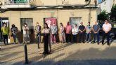 Inauguración de las obras de mejora de accesos al Barrio de Fátima y seguridad vial en Avenida de la Industria