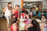 60 niños asisten a las Escuelas de Verano de la Cañadica y Bah�a