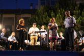 La Unidad de Música de la Academia General del Aire      ofreció un concierto en honor a la Virgen del Carmen