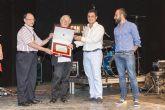 El pianista catalán Ignasi Terraza recibió el Premio del 19 Festival de Jazz de San Javier