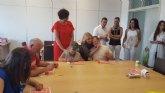 Familia destina más de 740.000 euros a la atención de personas con discapacidad y mayores en Puerto Lumbreras