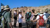 Comienza el Campo de trabajo en el yacimiento de Las Paleras en el Cerro del Castillo
