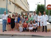 I Promoción de fisioterapeutas de Murcia con Certificado de Osteopatía por la Escuela de Ostepatía de Madrid