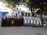 El grupo Coros y Danzas de Molina participa en la grabación de un DVD promocional de la Federación de Asociaciones de Coros y Danzas de España