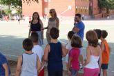 Los colegios de Maspalomas y Villa Alegría acogen la escuela de verano municipal con más de 350 niños