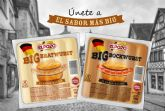 ElPozo ampl�a su gama de salchichas BIG con dos nuevas variedades
