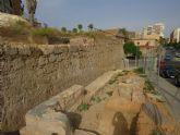 Ciudadanos pide al Ayuntamiento que ponga en valor los restos de la Muralla de Felipe V que se hallaron en 2015