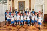 Jóvenes cartageneros jugarán en el Campeonato de Fútbol Base organizado por el Cartagena FC en su centenario