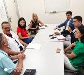 Ciudadanos mantiene una reunión con representantes de los trabajadores del Hospital Los Arcos