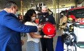 Ciudadanos trabaja por la armonizaci�n nacional de los servicios de extinci�n de incendios y el reconocimiento y regulaci�n de la profesi�n de bombero