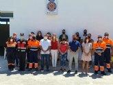 Inaugurada la nueva sede de Protección Civil de Alguazas