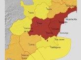 Murcia activa este lunes el dispositivo especial ante el aviso de altas temperaturas