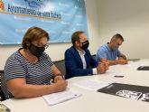 El Ayuntamiento de Torre Pacheco firma el contrato para la elaboración del Plan General Municipal de Ordenación Urbana de Torre Pacheco