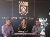 El Mar Menor FC se presentará en el Trofeo Costa Cálida contra el Lorca Deportiva