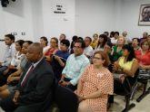 Serrano incide en poner en marcha medidas institucionales que 'faciliten la integración y la convivencia' de los inmigrantes