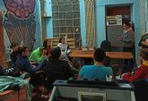 Acuerdan apoyar la realizaci�n de actividades de dinamizaci�n juvenil en el marco del proyecto 'Aula Konect@'