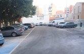 Saorín comprueba que la obra del aparcamiento del Molino de Capdevila en breve será recepcionada por el Ayuntamiento