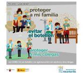 El Ayuntamiento de Alcantarilla se une a la campaña 'Por amor ¿qué harías?...'
