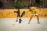 Se inicia la Semana de la Juventud en Calasparra con éxito de participación en la actividad LASER TAG