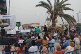 Tomás Écija y Cundi Sánchez revisaron los sabores del Mar Menor en su showcooking 'Sal y Salazón'