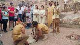 El próximo 1 de octubre tendrá lugar la II jornada de visitas teatralizadas al yacimiento arqueológico La Bastida