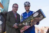 ElPozo Alimentaci�n regala jamones Legado Ib�rico a los protagonistas de La Vuelta 2017