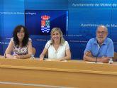 El Ayuntamiento de Molina de Segura firma un convenio con la Asociación Promúsica Música de la localidad para la promoción de la música