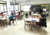 Cerca de 2.200 alumnos torreños se reencuentran con las aulas en el inicio del curso 2018-19