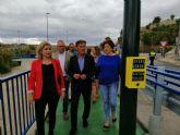 El Ayuntamiento de Molina de Segura invierte 115.000 euros en la mejora de la accesibilidad peatonal al Centro ASTRADE desde la Avenida del Chorrico
