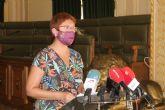 La alcaldesa detalla las medidas específicas adoptadas por la Consejería de Salud para la contención del rebrote de Covid19