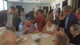 La Consejería de Familia ofrece un nuevo centro de día para las personas mayores de Alguazas