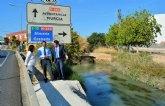 La Consejería de Fomento habilitará una zona de tránsito peatonal en la carretera que une Alcantarilla con la Puebla de Soto