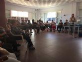 Taller de relajación para personas mayores en Moratalla