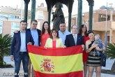El PP de Totana celebrará mañana, 12 de octubre, un acto en homenaje a la bandera de España y a los caídos