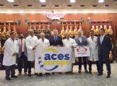ELPOZO ALIMENTACI�N, reconocida como Empresa Europea del Deporte y la Salud
