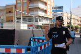 Polic�a Local informa de las restricciones de tr�fico para este mi�rcoles